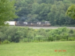 NS 9921 & NS 9610 head EB around the curve